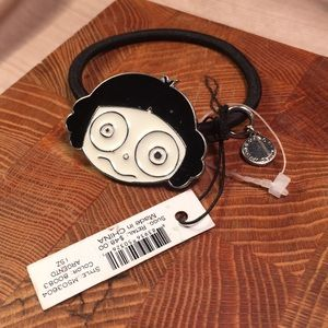NWT Marc Jacobs hair accessories with charm